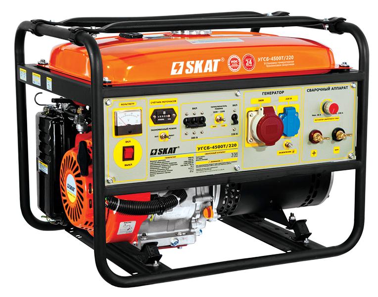 Бензиновый генератор для сварочного инвертора длить